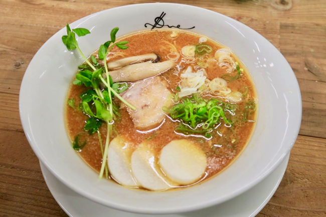 【内幸町】ラーメン官僚の本拠地に出現した、激ウマ味噌らぁ麺【RAMEN DUE EDO JAPAN】