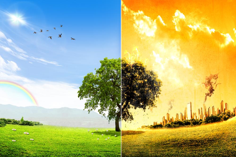 地球温暖化は真っ赤な嘘? 元お天気キャスターが語るホントの話