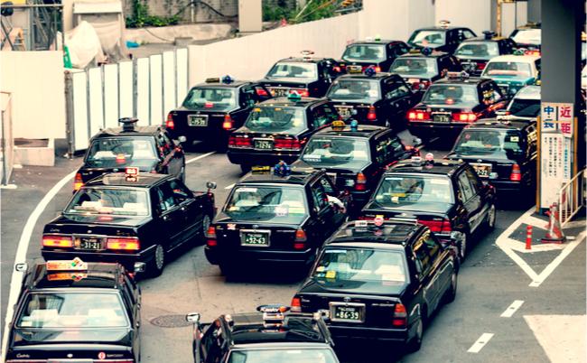 日本のタクシー業界は「白タク解禁」で駆逐されてしまうのか?