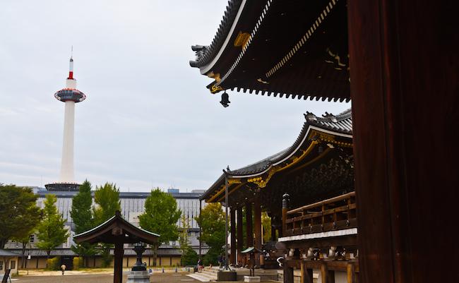 思いついたら途中下車。古の情緒を気軽に味わう、京の駅近を歩く