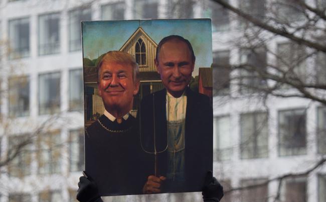 やっぱりプーチンが好き。ついに初対面したトランプのジレンマ