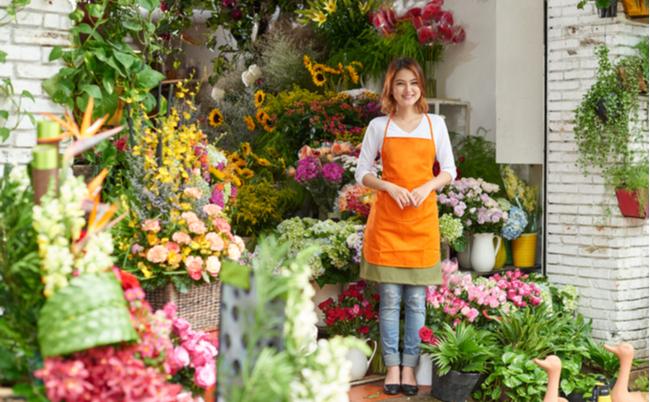 商店街の「花屋」がなかなか潰れないどころか、けっこう儲かる理由