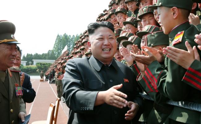 したり顔で核戦略を進める北朝鮮のミサイルが日本を狙う可能性