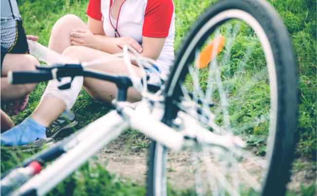 警察官も面倒臭がる、モラルの低い「自転車同士」の事故