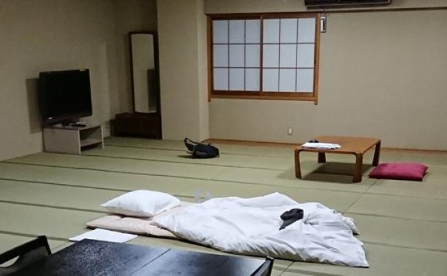 京都の激安ホテルに泊まったら、通された部屋にビックリ!