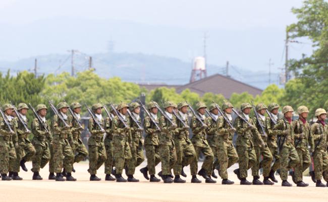 北朝鮮の挑発が続く今「自衛隊は憲法違反」など通用するのか