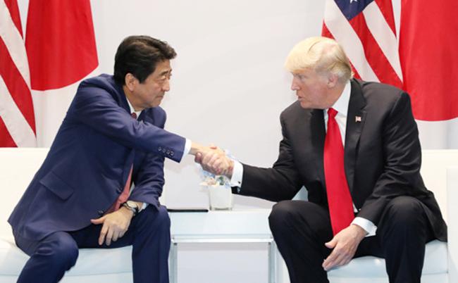 北朝鮮有事で試される覚悟。トランプが安倍首相に突きつけた要求