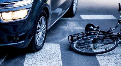 自転車 事故 自動車